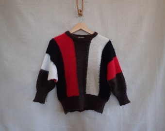 SALE!  Striped Batwing Sweater