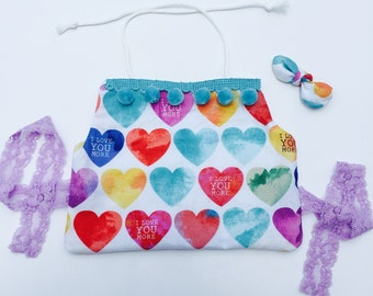 Heart to Heart Halter