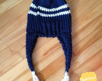 Knitted hat - adult size