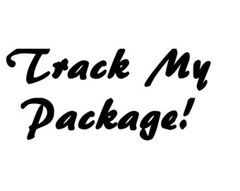 Package Tracking!