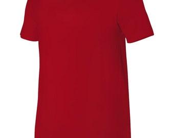 Short Sleeve V-Neck TShirt