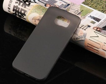Ultra slim hard case for Samsung Galaxy S6 G920F case cover skin cover black