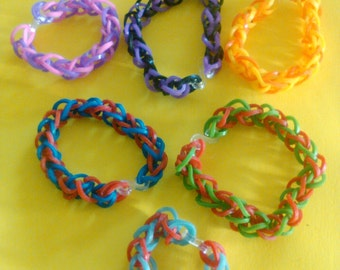 Homemade bracelets