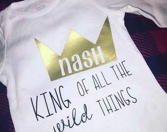 king of all the wild things