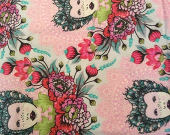 TULA pink Elizabeth By the 1/2 yard quilting cotton