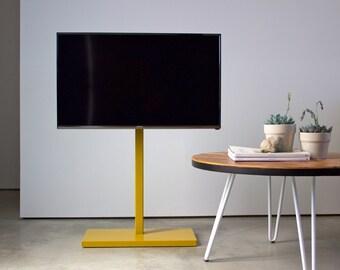 Minimalist TV Pedestal