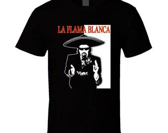 Kenny Powers La Flama Blanca T Shirt
