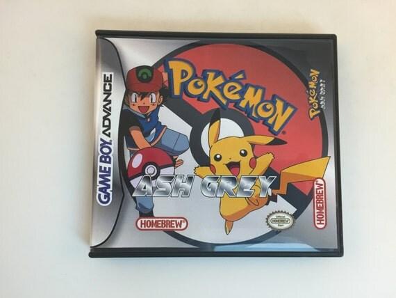 pokemon ash grey rom download