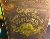 Grams Unrivaled Family Atlas 1884