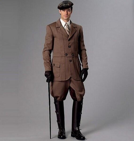 Medieval Clothing Pattern Sewing Men