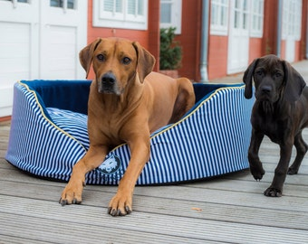 Novelty: Dog bed Nordwolf Strandkorb