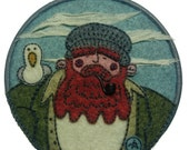 Chain Stitch Kit - Ruaridh Red Beard