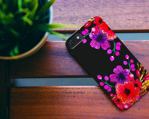 Water Color Flowers iPhone 6 6s case, iPhone 6 6s Plus case, iPhone 6 case,  Samsung s5 case, Samsung s6 case, iPhone 5 5s case