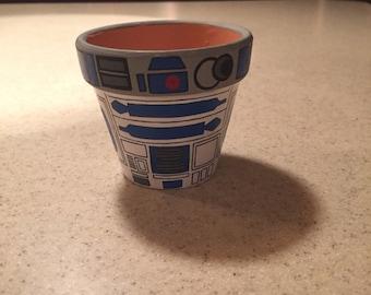 Star Wars Small Pots
