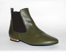 NUUK SHOES - model Atlantic Mh - women's shoes - footwear women - boots women - female booties - booty party