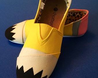 Pencil Shoes
