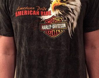 Vintage Harley Davidson Tshirt.