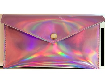 Holographic small clutch