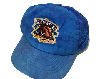 Vintage Camel Snapback Hat