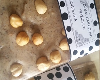 HOMEMADE CAROB CHOCOLATE- healthy