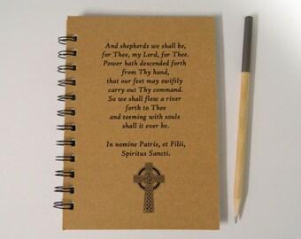 Boondock Saints Prayer Notebook/Journal