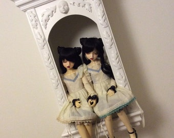 Cabinet for MSD dolls