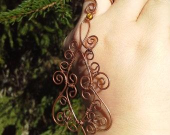 Bracelet copper vintage
