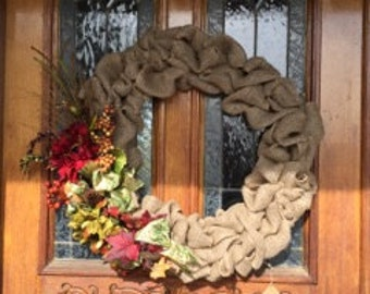 Any time of year Wreath