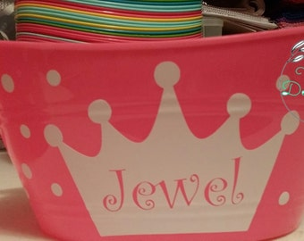 Princess Crown Bucket