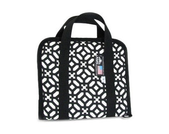 Ladies Pattern Deluxe Pistol Range Case