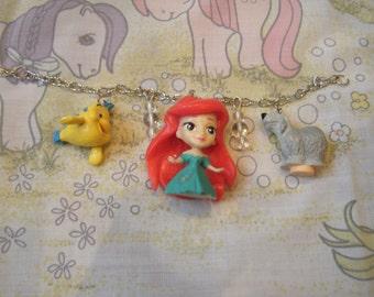 The little mermaid bracelet