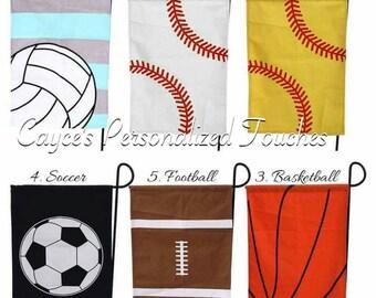 Sports Garden Flags