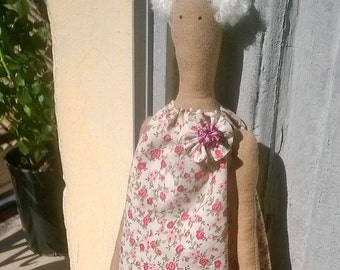 Doll Tilda of 50 cm. aprox.