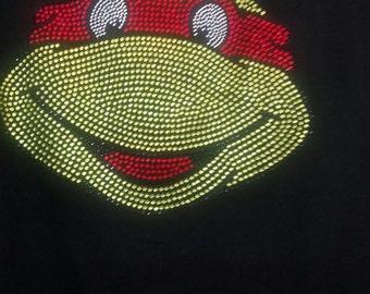 Disney Characters Ninja Turtle T-Shirt