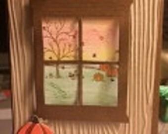 Autumn Fall Card (1)