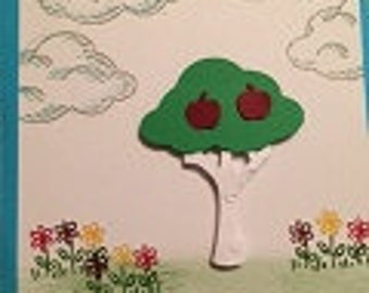 Get Well Tree Card