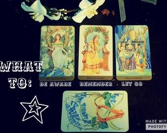 Daily 3 Card Tarot Reading
