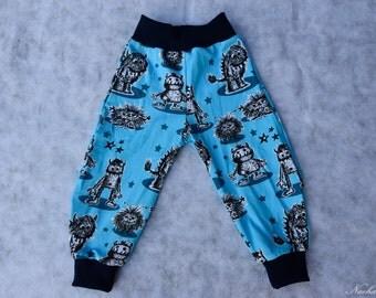 Pants Jersey Gr. 74