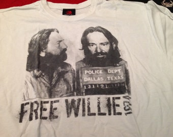 Willie Nelson shirt 2x