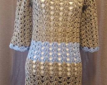 Women's Open Weave Tunic