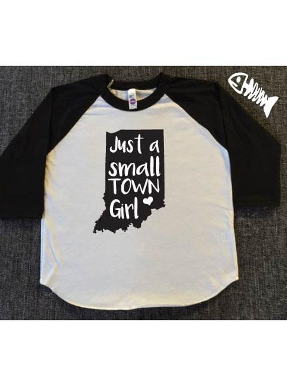 8cfeba699 Small Town Girl T-Shirts - CafePress
