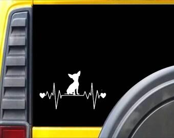 Chihuahua Lifeline Decal Sticker *I194*