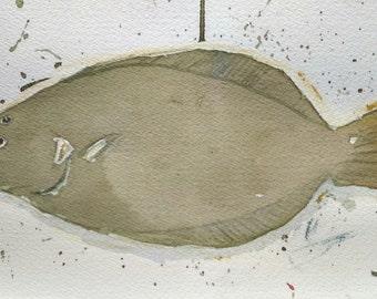 Flounder No. 3