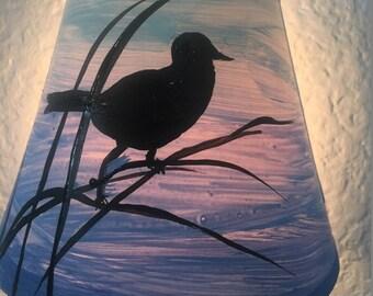 Nightlight,  great for any room  Lovely bird