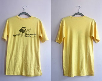 70s Knoxville Community Theatre Tee