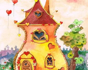 Love-house-Digital file