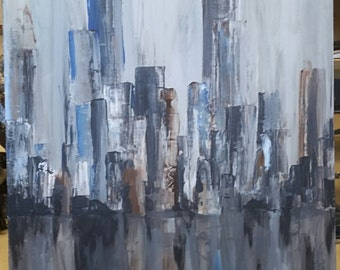 Abstract CityLandscape