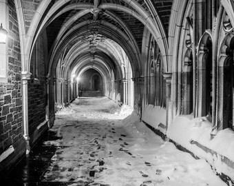 Black & White  Princeton 1
