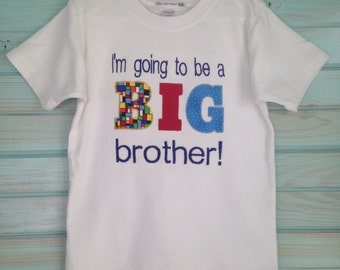 Big Brother Tee by That's Sew Mimi