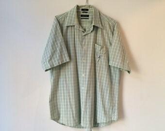 NAUTICA Checkered Button up Shirt